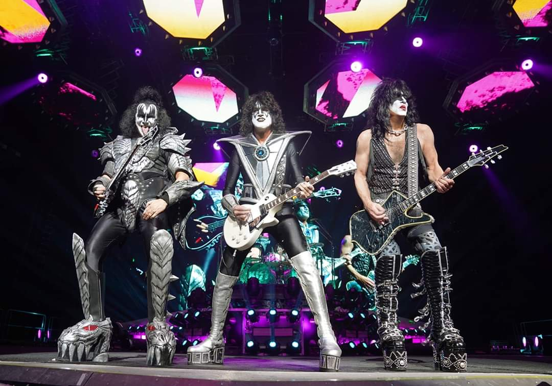 End of the Road Tour - Gira despedida de KISS | Foto: KISS (Facebook)