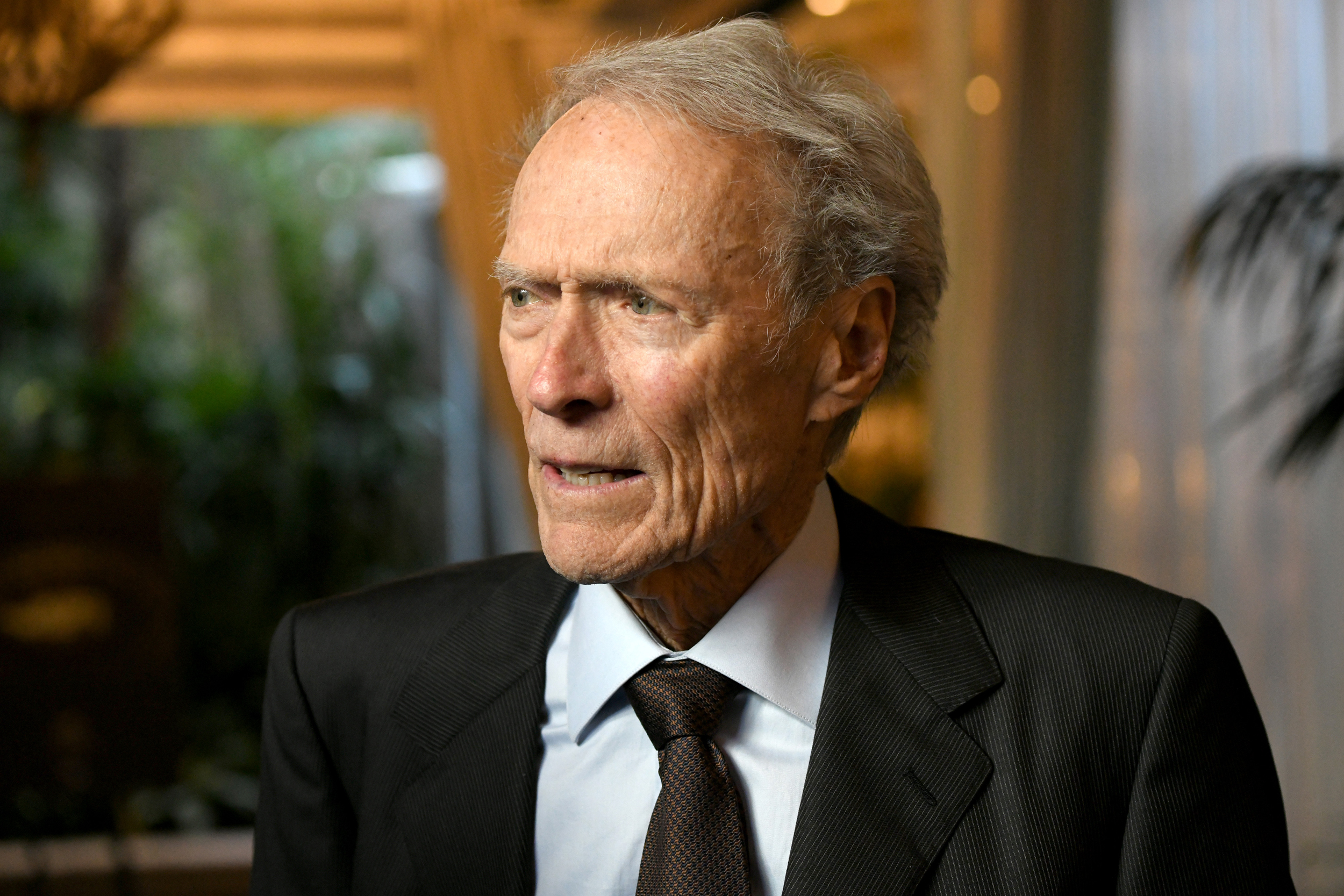 Clint Eastwood llega a los 90 años. Foto: Michael Kovac / Getty Images for AFI